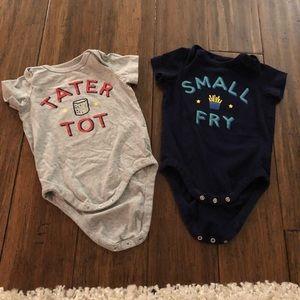 Baby Gap Bodysuit Lot